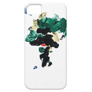 Finger Paint World Map iPhone 5 Cases
