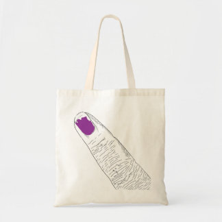 Finger Tote Bags