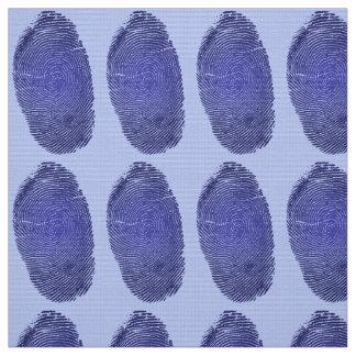 Fingerprint Graphic Fabric