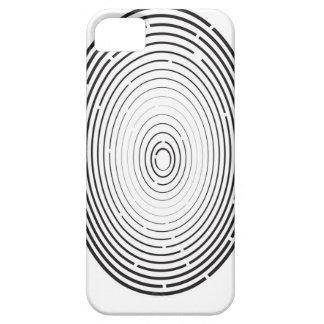 fingerprint icon iPhone 5 case