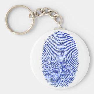 Fingerprint Key Ring