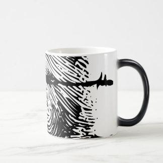 Fingerprint Magic Mug