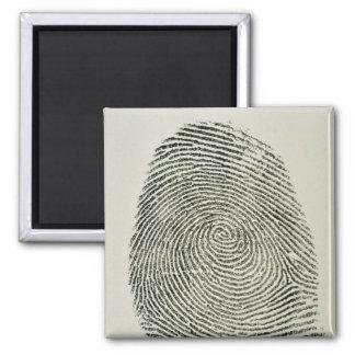 Fingerprint Magnet