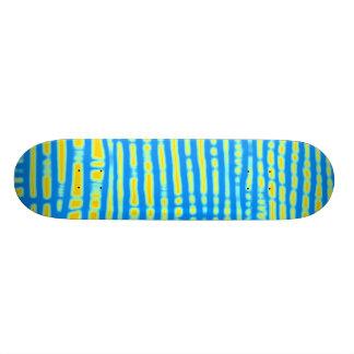 Fingerprint of God Custom Skate Board
