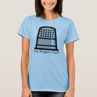 fingers_hurt T-Shirt