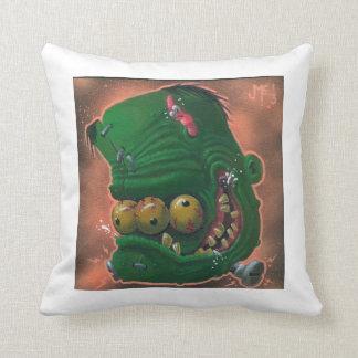"""""""FinkenStein"""" Throw Cushions"""