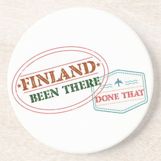 Finland Been There Done That Coaster