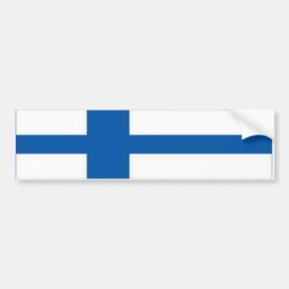 Finland Bumper Sticker