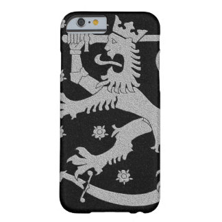Finland Coat of Arms Barely There iPhone 6 Case