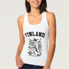 Finland Coat of Arms Singlet