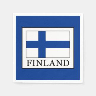 Finland Disposable Napkin