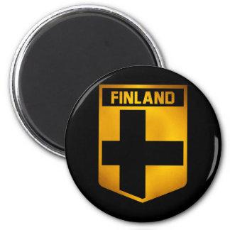 Finland Emblem Magnet