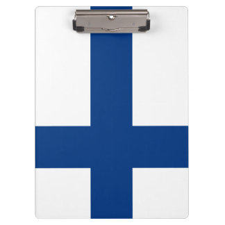Finland Flag Clipboard