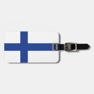 Finland Flag custom tag