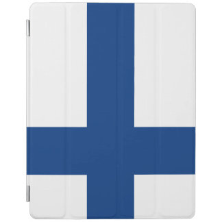 Finland Flag iPad Cover
