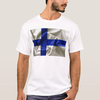 Finland Flag Men's T-Shirt