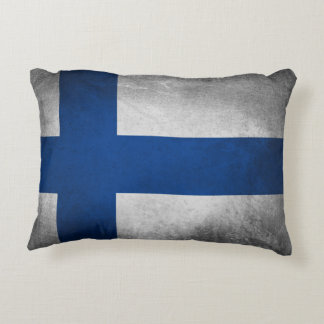 Finland Flag - Pillow