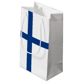 Finland Flag Small Gift Bag