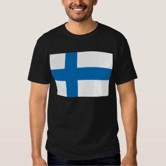 Finland Flag Tees
