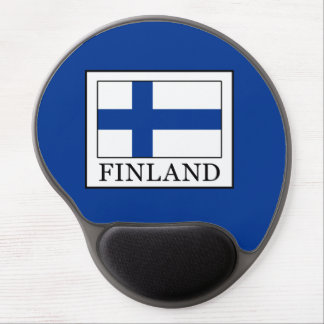 Finland Gel Mouse Pad