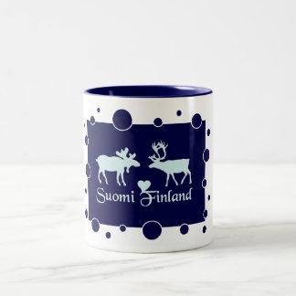 Finland Moose & Reindeer cup