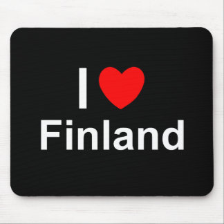 Finland Mouse Pad