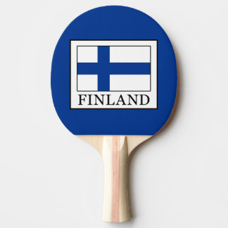 Finland Ping Pong Paddle