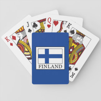 Finland Playing Cards