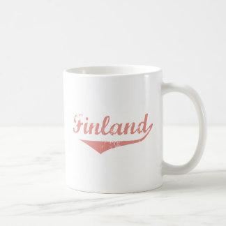 Finland Revolution Style Coffee Mugs