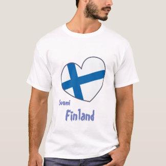 Finland Suomi shirt women