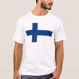 Finland World Flag T-Shirt