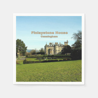 Finlaystone House, Cunningham Disposable Napkin