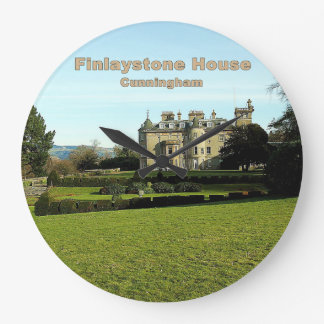 Finlaystone House, Cunningham, Large Clock