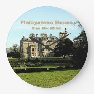 Finlaystone House Large Clock