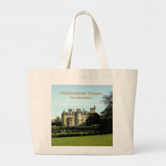 Finlaystone House Large Tote Bag