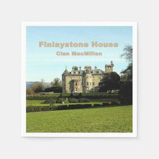 Finlaystone House -- McMillan Disposable Napkin