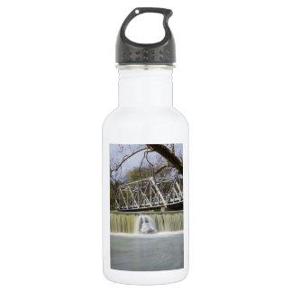 Finley Dam After The Rain 532 Ml Water Bottle