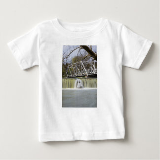 Finley Dam After The Rain Baby T-Shirt