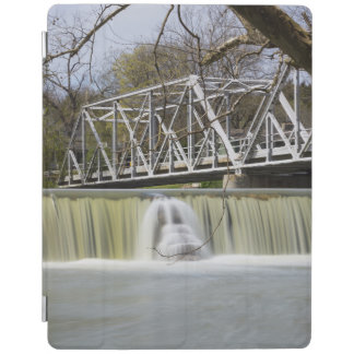 Finley Dam After The Rain iPad Cover