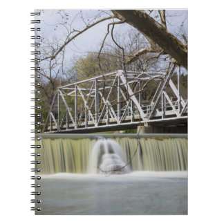 Finley Dam After The Rain Notebooks