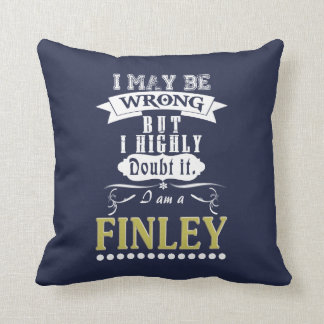 FINLEY is the BEST Cushion