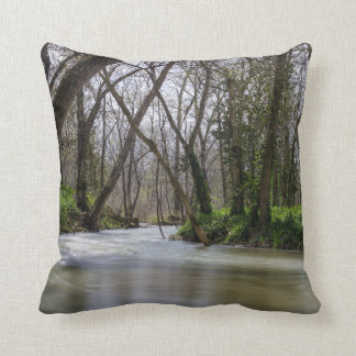 Finley Tranquility In Spring Time Cushion