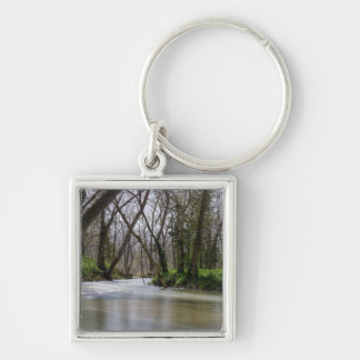 Finley Tranquility In Spring Time Key Ring