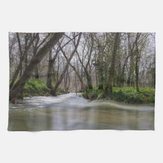 Finley Tranquility In Spring Time Tea Towel