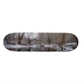 Finley Winter Snow 19.7 Cm Skateboard Deck