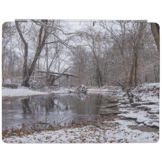 Finley Winter Snow iPad Cover