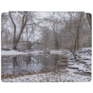 Finley Winter Snow iPad Smart Cover