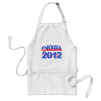 FINN FOR OBAMA 2012 apron