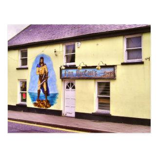 Finn MacCool's Irish Pub Postcard