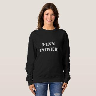 Finn Power sweat shirt